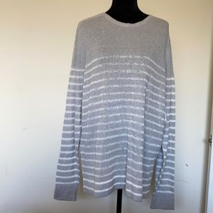 Nordstrom Signature Long Cashmere Dressy Sweater